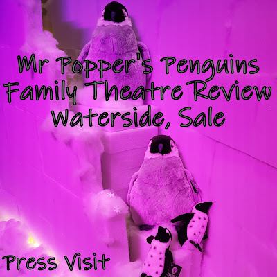 Mr Popper's Penguins Theatre Review Waterside, Sale (Press Visit)