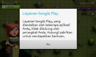 Cara Mengatasi Layanan Google Play Tidak Didukung Oleh Perangkat