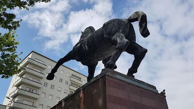 statua cavallo