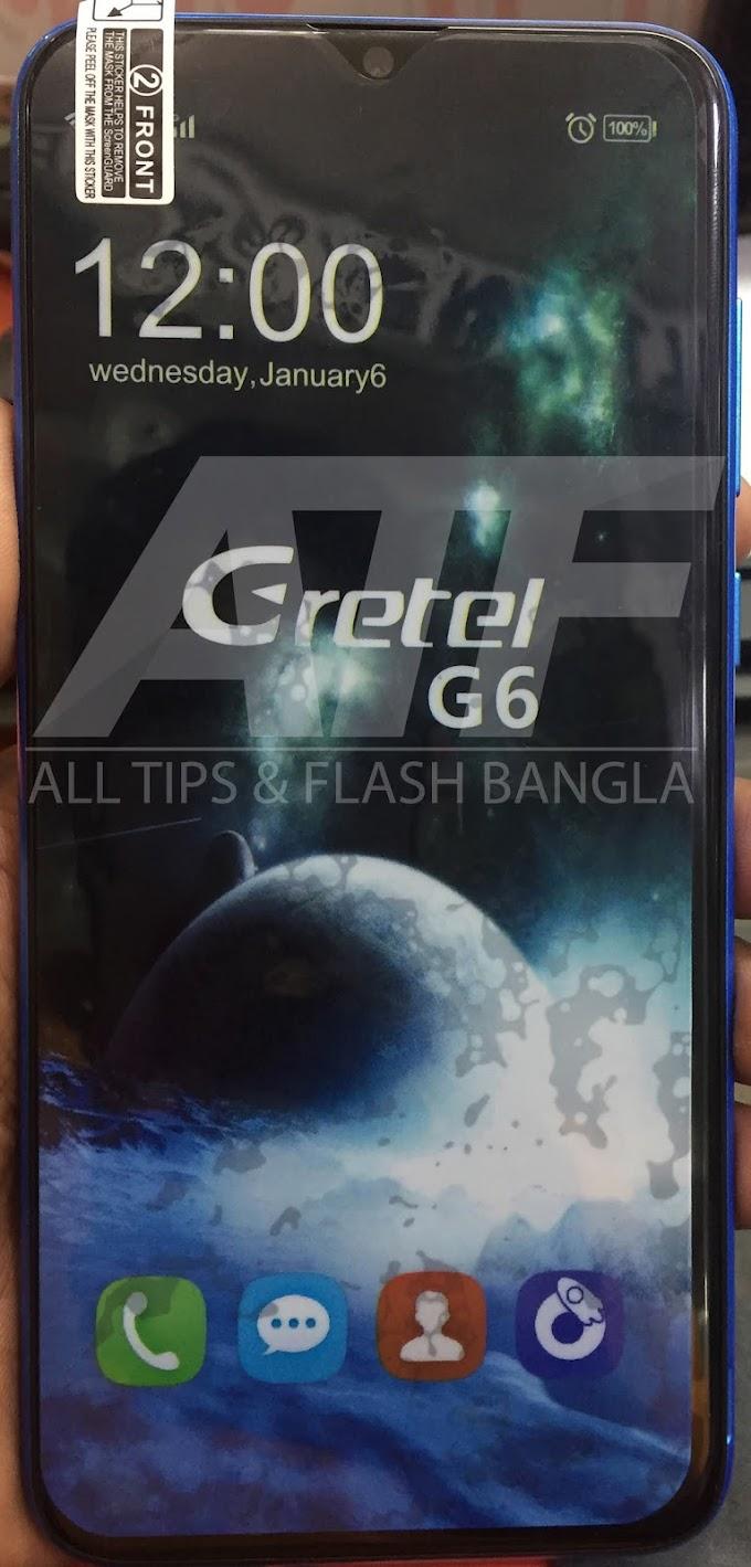Gretel G6 Stock Firmware   [Flash File]