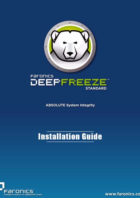 How Learn: How To Install Deep Freeze on Windows 10