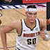 Aaron Gordon Cyberface, Hair and body Model V1.1 (current Look) by Billows [FOR 2K21]