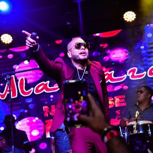 Ala Jaza se presentó con éxito en Hard Rock Live Santo Domingo