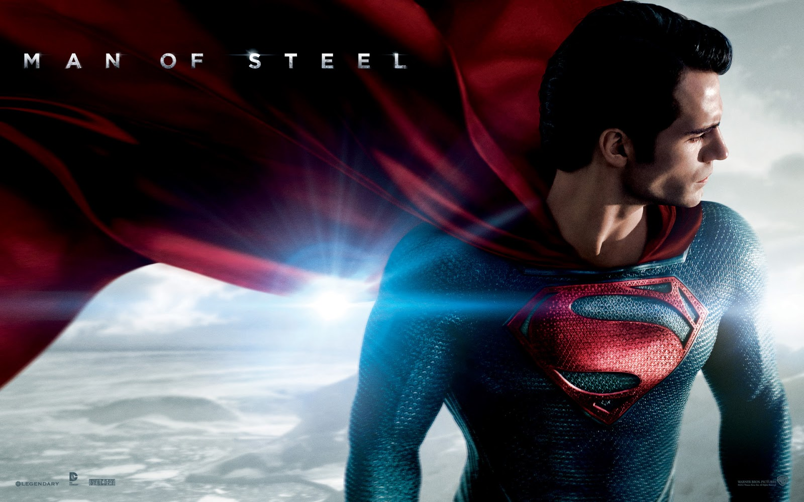 Photo x Life: superman man of steel hd