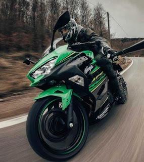 kecepatan torsi tenaga Kawasaki Ninja 250 cc 2018