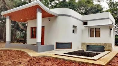 Nirmala Sitharaman inaugurates India's first 3D printed house at IIT-M