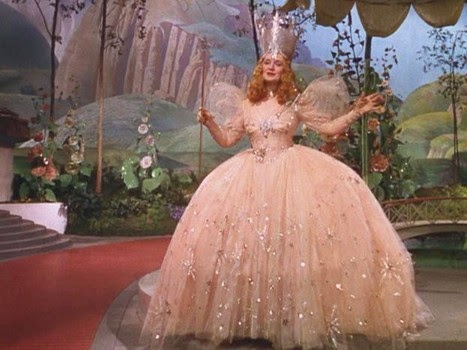They're All Fictional: Meta: The Evolution of Glinda and ...
