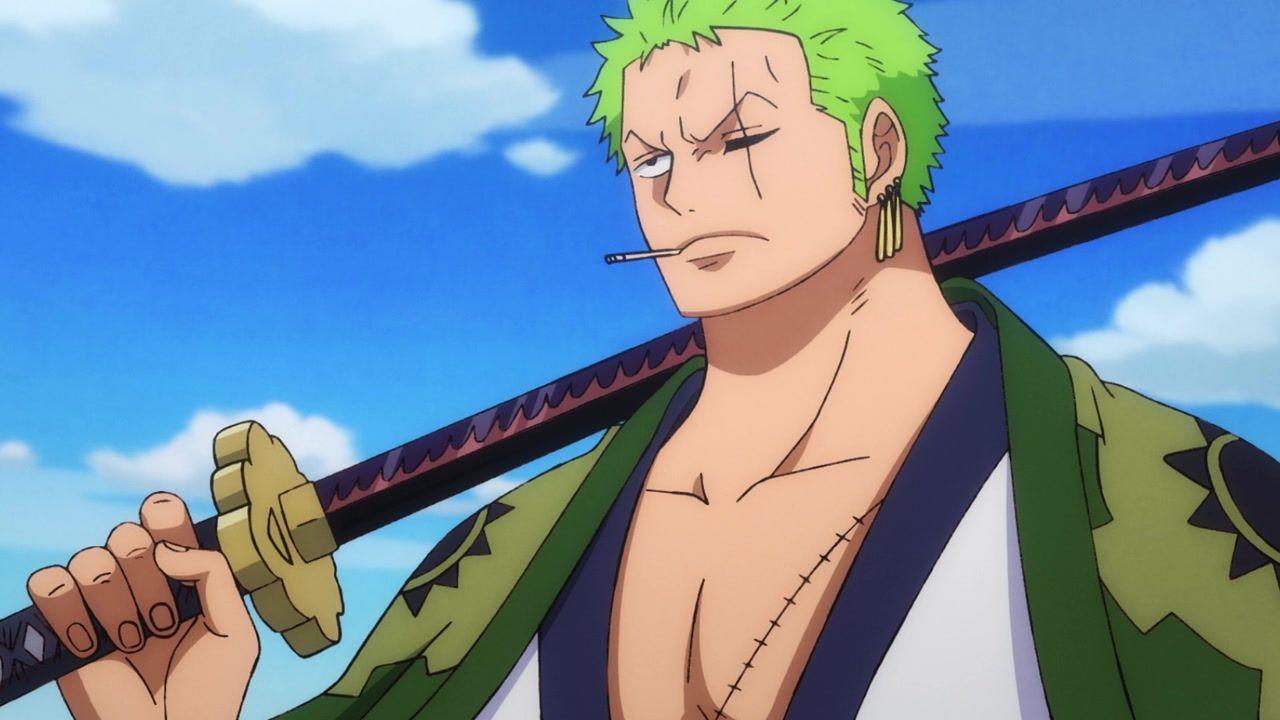 7 Kebiasaan Roronoa Zoro di One Piece
