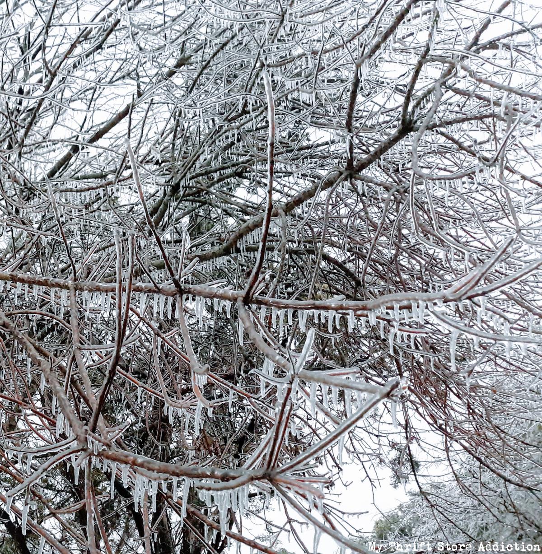 winter ice storm