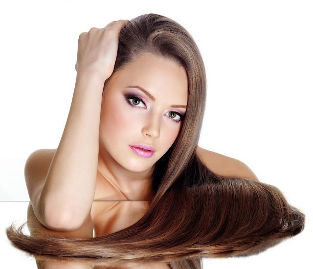 tips membuat rambut kusam jadi berkilau