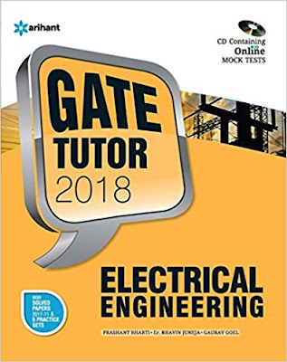 Download Free Arihant Gate Tutor 2018 - 2019 Electrical Engineering Book PDF