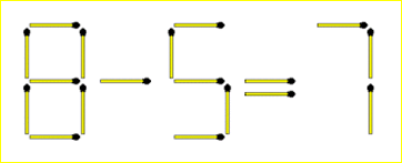Matchstick Puzzles With Answers | Genius Puzzles