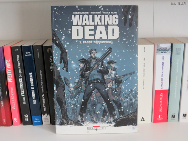 avis the walkind dead tome 1