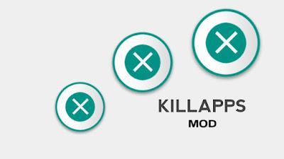 تطبيق KillApps لحل مشكل تشنج هاتف الأندرويد - النسخة المدفوعة