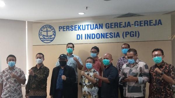 PGI Prihatin 75 Pegawai KPK Tak Lulus TWK Dicap Radikal, Akan Surati Jokowi