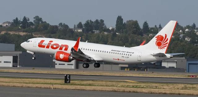 Lion Air Belum Mau Jawab Kabar PK-LQP Milik Perusahaan Tiongkok