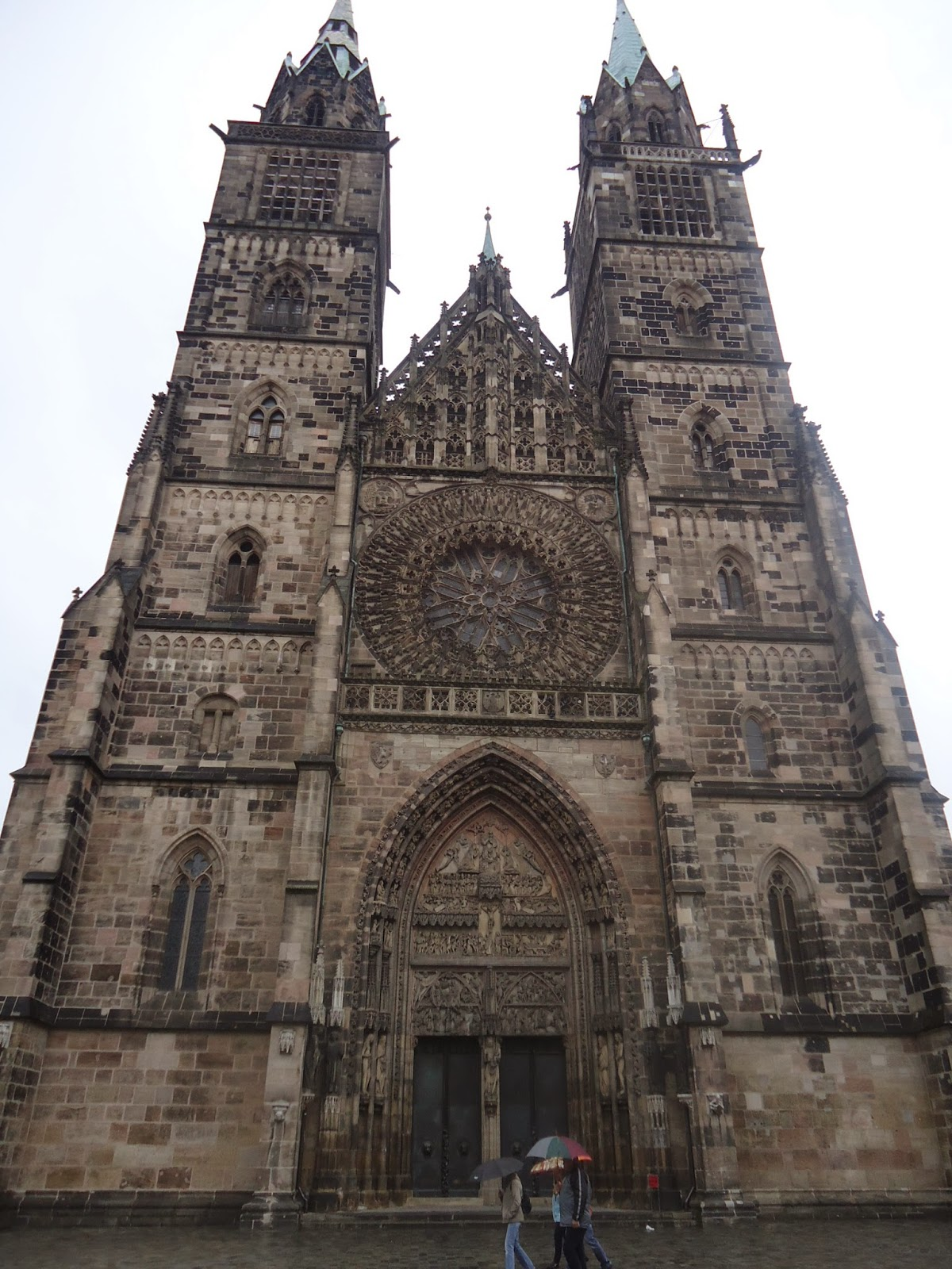 Nuremberg St. Lorenz Church