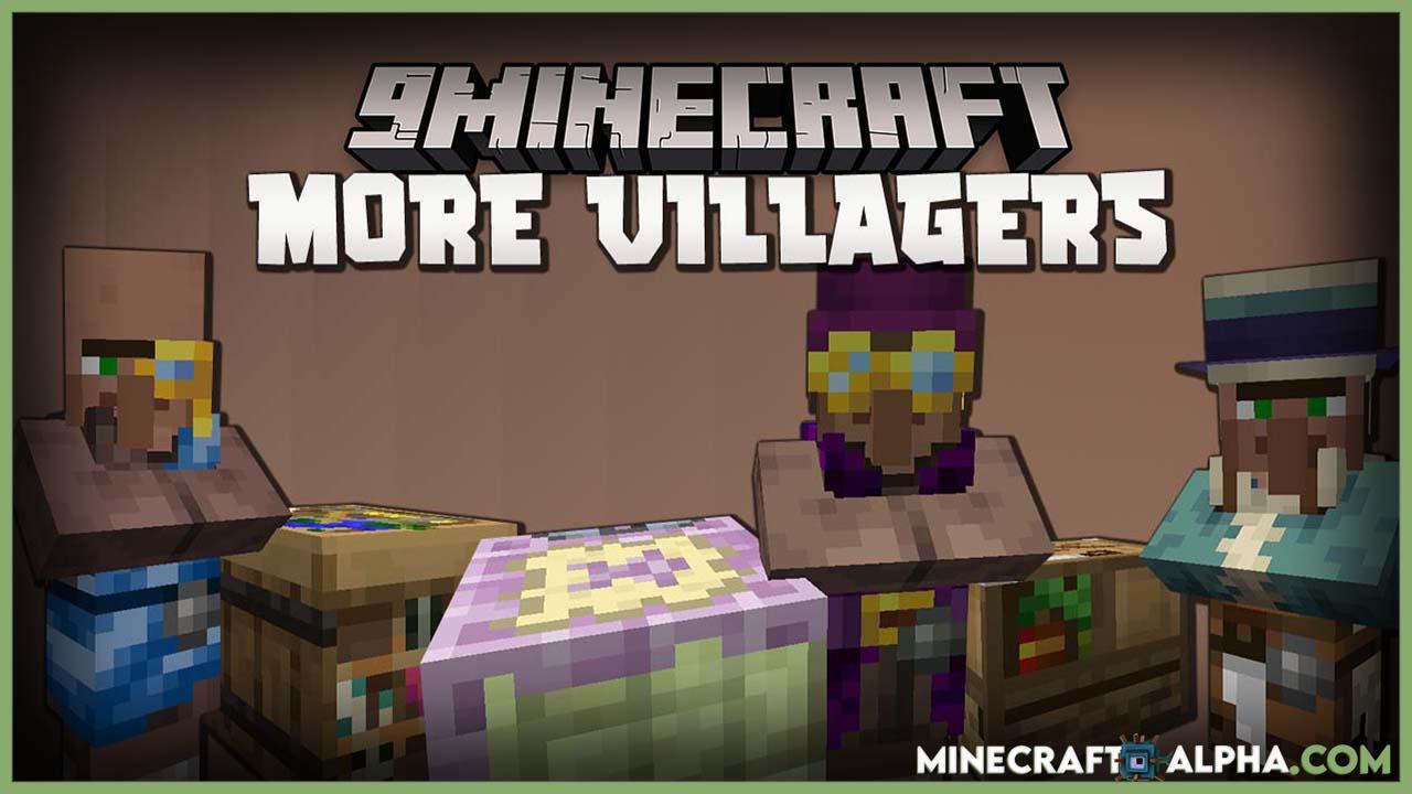 Villagers Mod