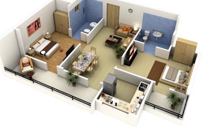 Desain Interior Rumah Minimalis Terfavorit