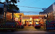 Uniknya Makanan di Markas Cafe Pekanbaru
