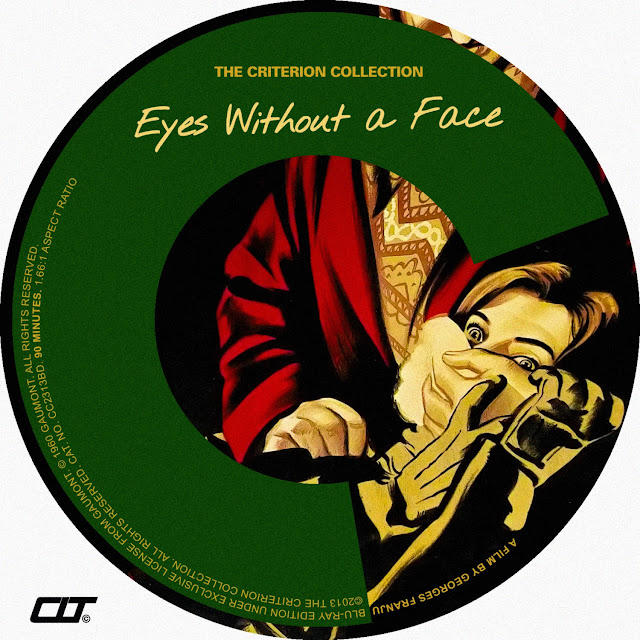 Eyes Without A Face Bluray Cover