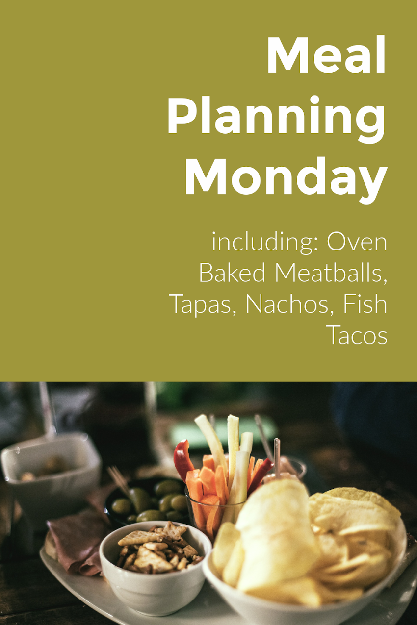 Meal Planning Monday: May 10