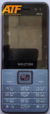WALTON MM19J FLASH FILE