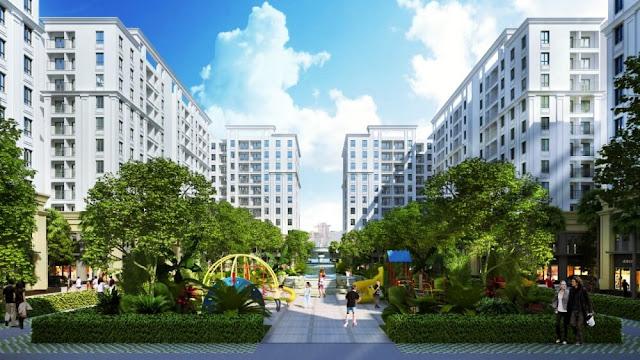 Môi trường sống dự án Thanh Hà Cienco 5