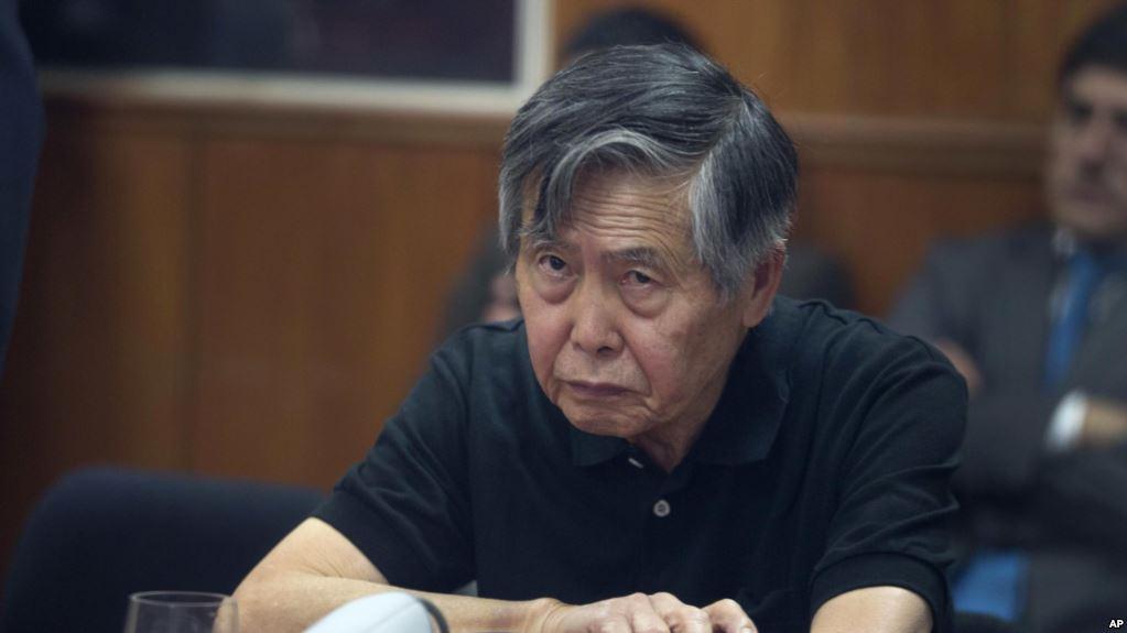 En octubre de 2018 un juez anuló el indulto humanitario de Alberto Fujimori por irregularidades procesales / AP