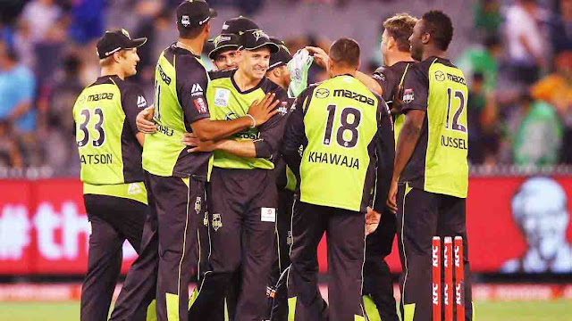 Big Bash League has continued,