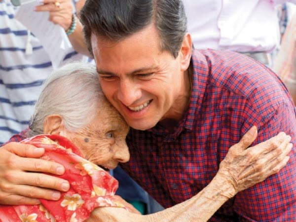 México está de pie y vamos a estar bien: Peña Nieto