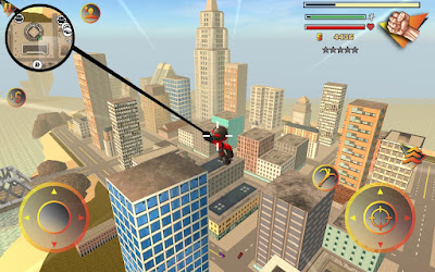 Stickman Rope Hero 2 MOD APK Download Game Action (Full MOD Money)