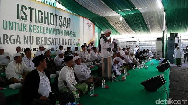 Demi Ahlussunnah Wal Jamaah, Para Kiai Se-Pasuruan Sepakat Pilih Jokowi-KH Maruf Amin