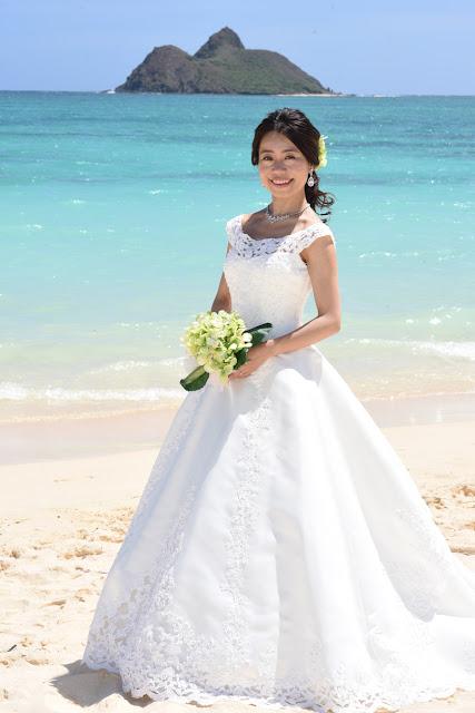 Lanikai Bride