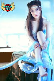 Foto-Model-Sexy-Jiang-Yihan-8