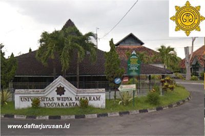 Daftar Fakultas dan Program Studi UMWY Universitas Widya Mataram Yogyakarta