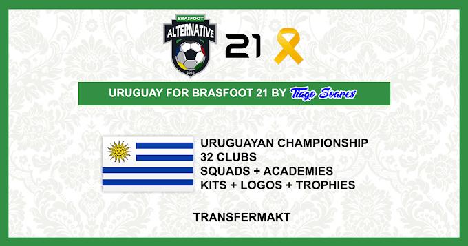 Uruguai - Brasfoot 2021