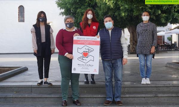 """""""Manos cercanas"""" en la Semana Santa de Los Llanos de Aridane"""