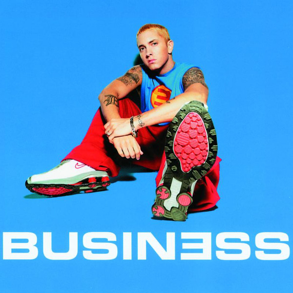 Eminem - Business - EP Cover