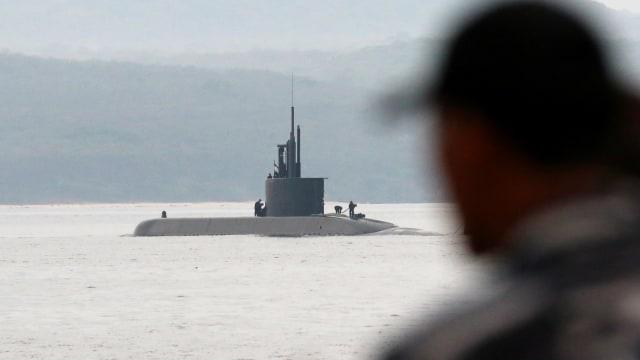 TNI AL: Kapal Selam Tinggal Empat, Kita Tak Bisa Apa-apa
