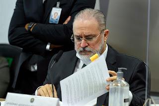 augusto aras bolsonaro ministério público pgr procurador geral da república brasil supremo