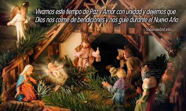 navidad paz y amor