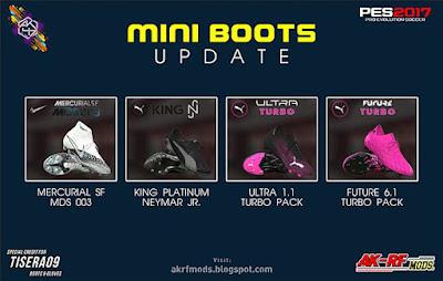 MINI Bootpack Update 2020