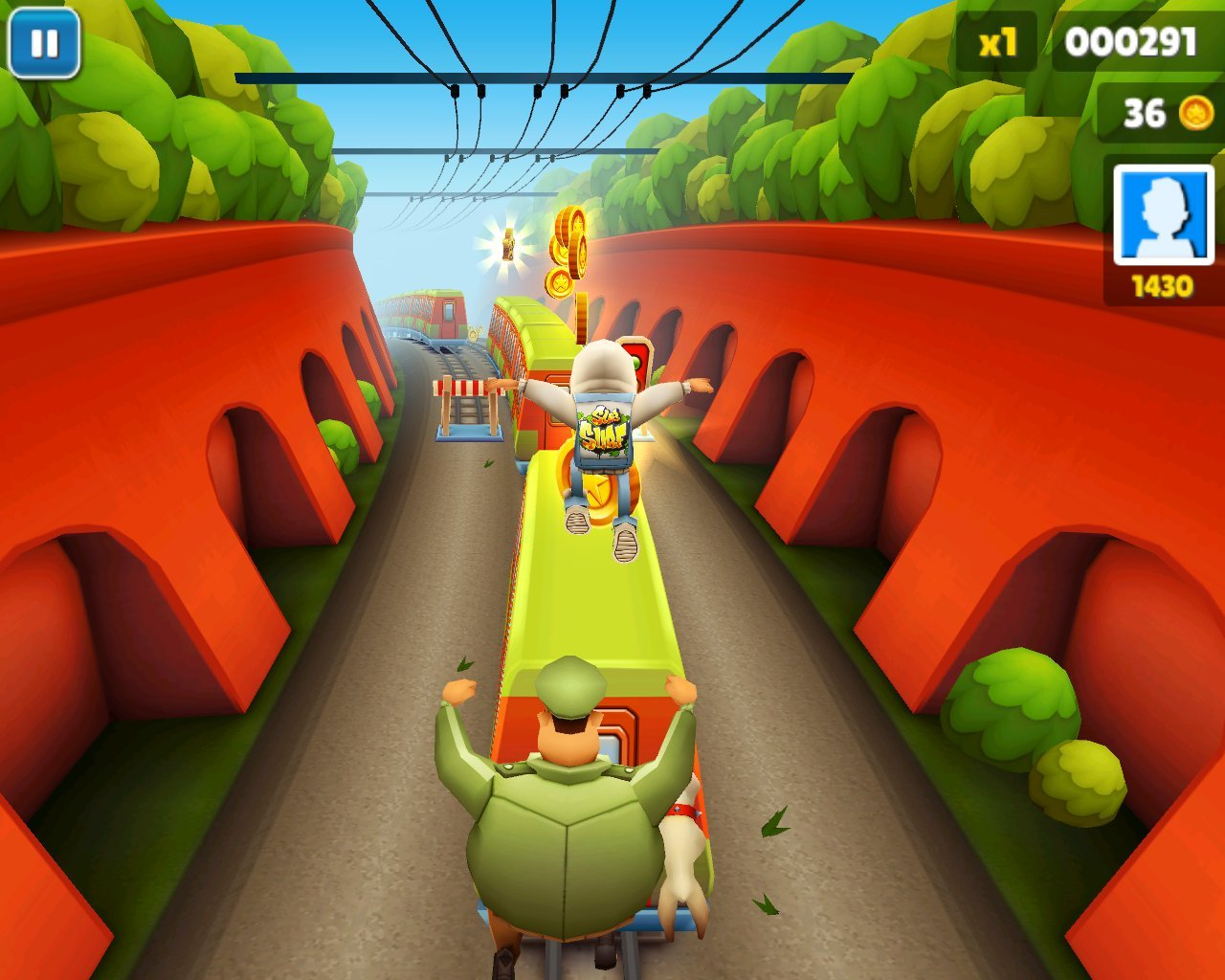 Game Subway Surfers Game