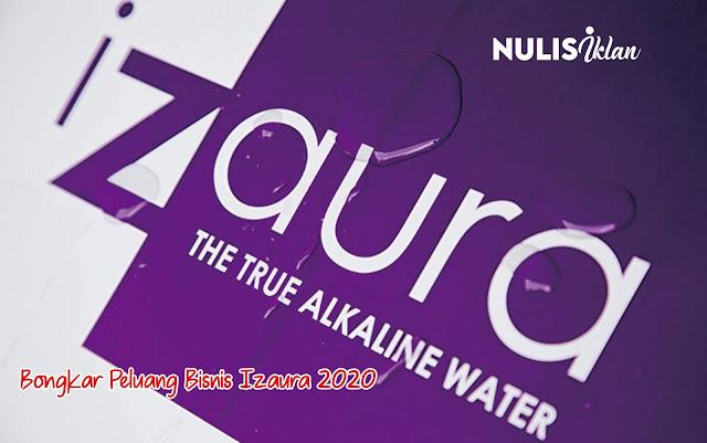 Peluang bisnis air Izaura