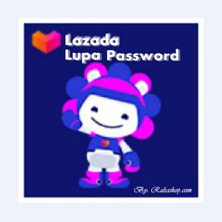 Lupa Password Lazada