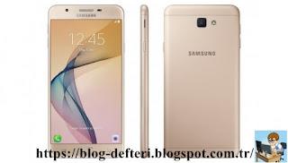 Samsung Galaxy Serisinin Yeni Üyesi Galaxy On Nxt Tanıtıldı