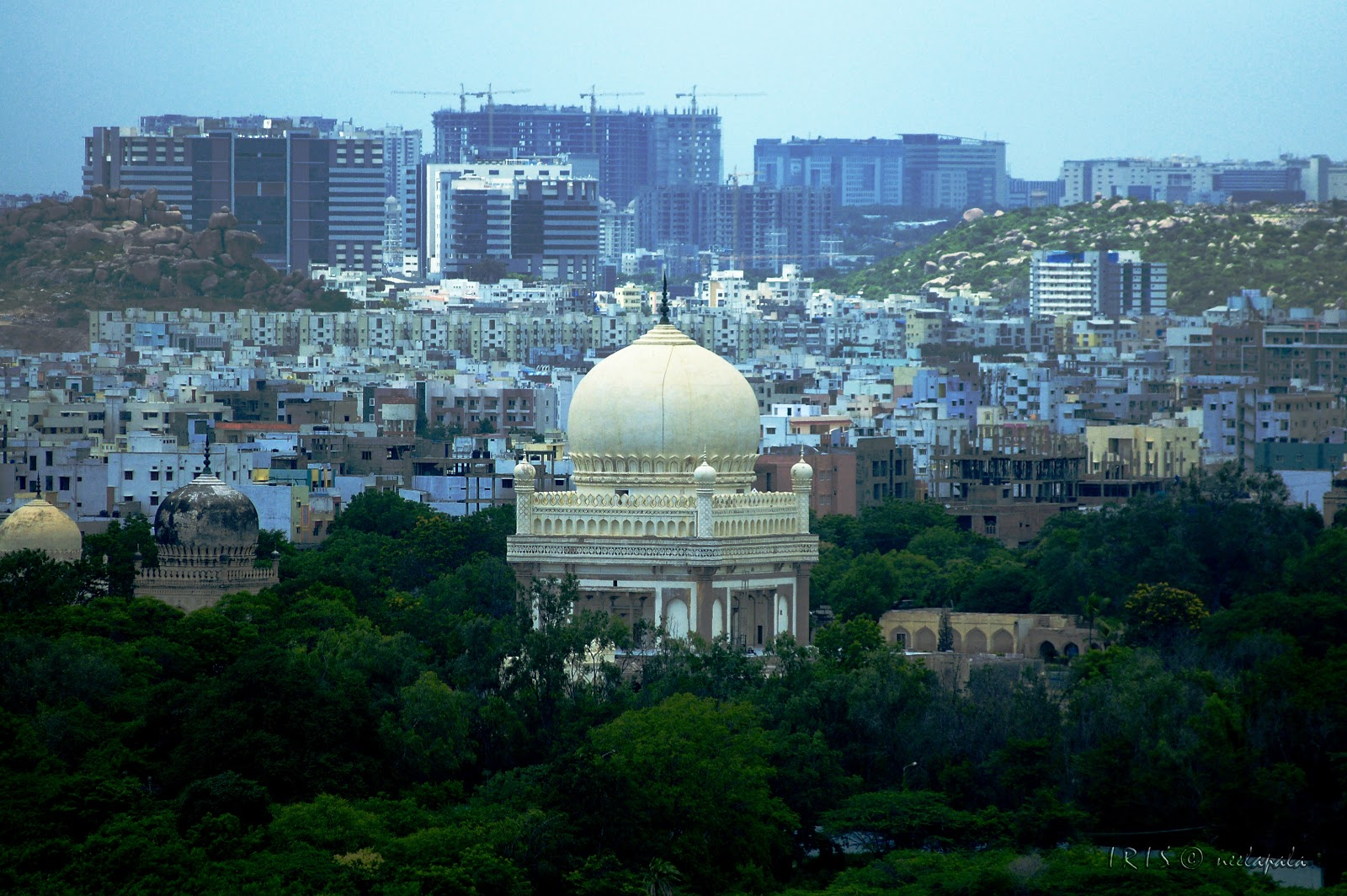 Qutubshahi Tomb, Hyderabad