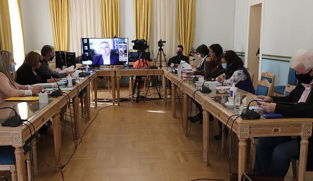 Συνεδριάζει η Οικονομική Επιτροπή της Περ. Πελοποννήσου  - Επτά θέματα αφορούν την Αργολίδα