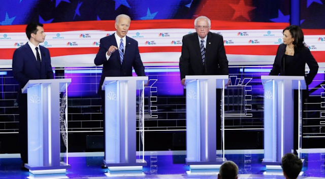 Democratic debate: Fact check on Thursday claims on immigration, guns